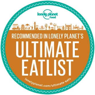 Ultimate Eatlist Recommended